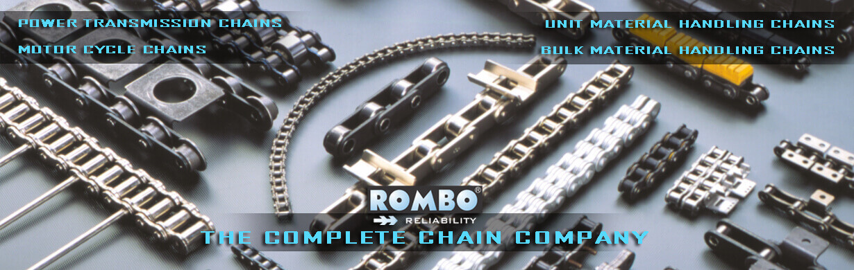 ROMBO the complete chain company